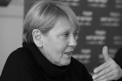 Nakon teške bolesti: Umrla novinarka Gordana Suša