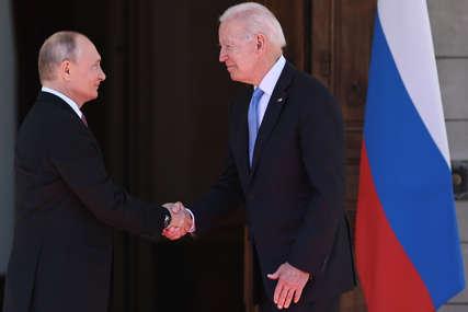 """Moraju nas zaštititi"" Blinken tvitovao o ljudskim pravima na samitu Putin-Bajden"