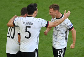 Najjači kad treba: Njemačka lako protiv šampiona Evrope