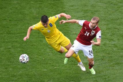 Austrija u osmini finala: Ukrajina čeka rasplet ostalih grupa