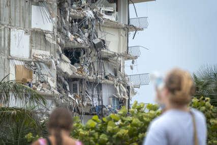 OSAM DANA OD RUŠENJA Bajden: Pod ruševinama zgrade još je moguće pronaći preživjele