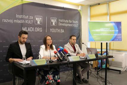 Pola ih želi napustiti državu: Nakon 13 godina provedeno sveobuhvatno istraživanje o mladima u BiH