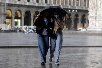 Prvi sudski spor ovog tipa: Italijani tuže državu zbog klimatskih promjena