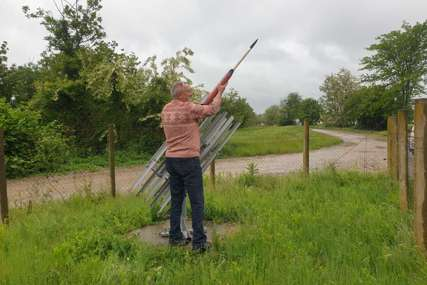 GLEDAJU U NEBO Ratare brine loše vrijeme, protivgradna zaštita spremna
