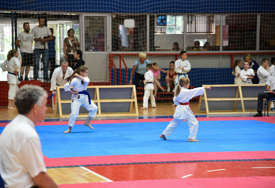 "Deveti karate turnir: U dvorani ""Borik"" se takmiči preko 450 karatista"