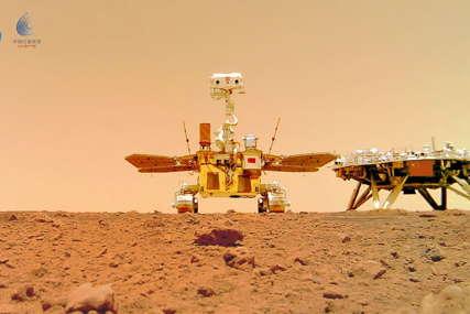 Kineski rover Džužong napravio selfi na Marsu (FOTO)