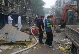 Užasna eksplozija u Kini: Poginulo najmanje 11 ljudi, više od 100 ljudi izvučeno iz ruševina (FOTO)