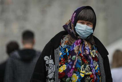 Korona u Rusiji još ne miruje: Zabilježeno preko 14.000 slučajeva zaraze