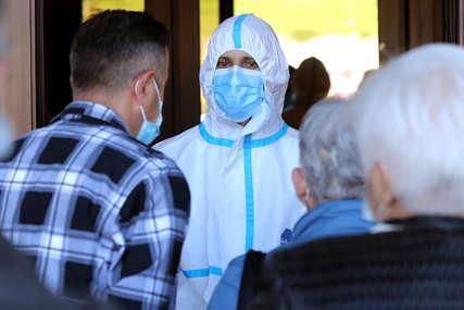 Delta soj registrovan na Kosovu i Metohiji: Dvije osobe zaražene, poznato u kakvom su stanju