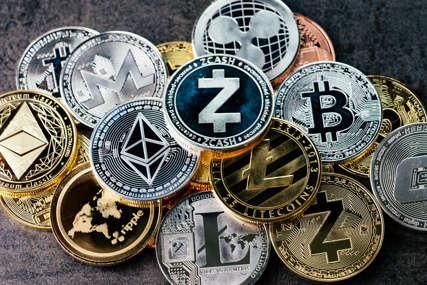 Brojke koje zabrinjavaju: Kriptovalute ponovo u crvenom, bilježi se pad na tržištu