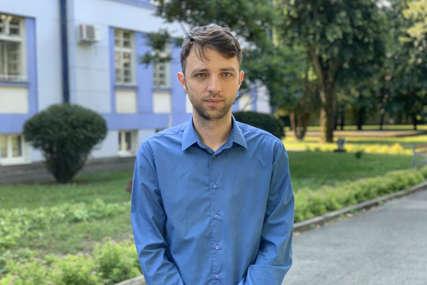 Mladom matematičaru Nebojši Đuriću stižu čestitke za najnoviji naučni uspjeh (FOTO)
