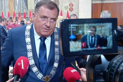 """Dodik uoči sjednice SB o novom visokom predstavniku """"Srpska nema namjeru da sarađuje sa osobama sumnjivih mandata"""""""