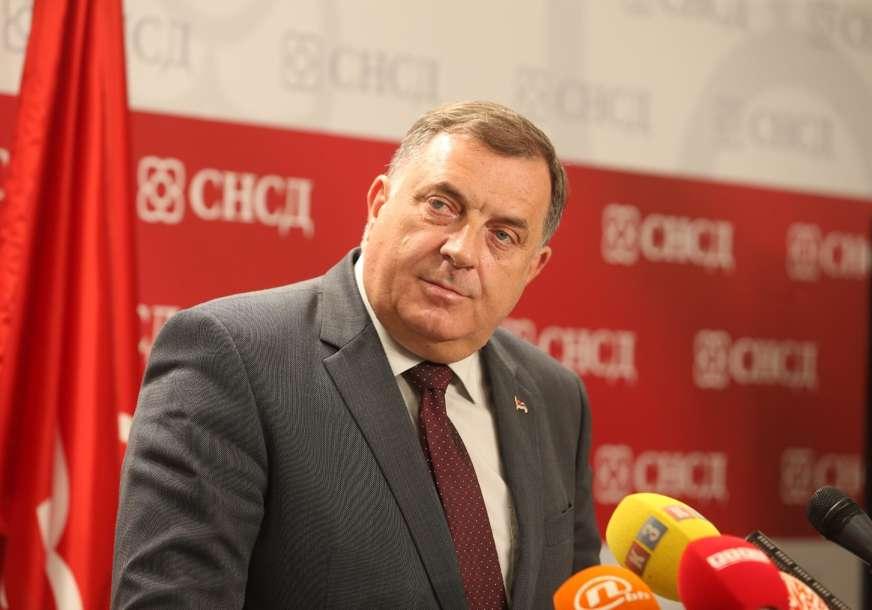 """""""Nećemo ratovati, ali ćemo se braniti"""" Dodik namjerava ojačati entitetsku granicu između Srpske i FBiH"""