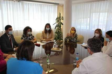 """Trivićeva s predstavnicima Ambasade SAD """"Obostrana zainteresovanost za unapređenje saradanje u oblasti obrazovanja"""""""