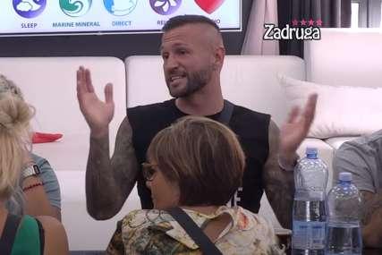HAOS ZBOG MAJE Ša napao Janjuša u Zadruzi (VIDEO)