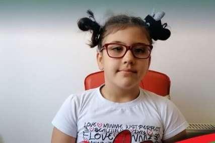 Nina treba pomoć dobrih ljudi: Sugrađani se udružili da pomognu djevojčici u borbi za kvalitetniji život