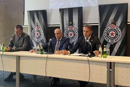"""PREDSTAVLJEN OBRADOVIĆ """"Želimo da vratimo Partizan na mjesto koje mu pripada"""""""