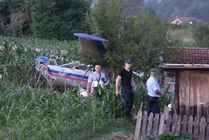 DRAMA U VAZDUHU IZNAD PRIJEDORA Jedrilica nije imala ni potrebnu brzinu ni visinu, prisebnost pilota spriječila tragediju
