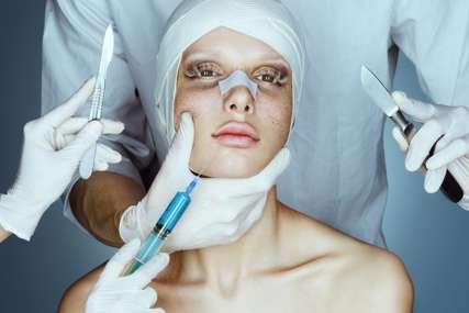 """Plastični hirurzi upozoravaju na POSLJEDICE NADRILJEKARSTVA: Zbog uštede i želje da budu """"ljepši"""" građani rizikuju i život"""