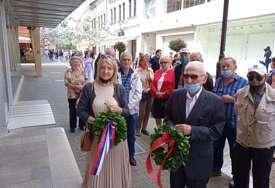 Prošlo je 78 godina od pogibije Veselina Masleše: Položeni vijenci na spomen ploču narodnog heroja