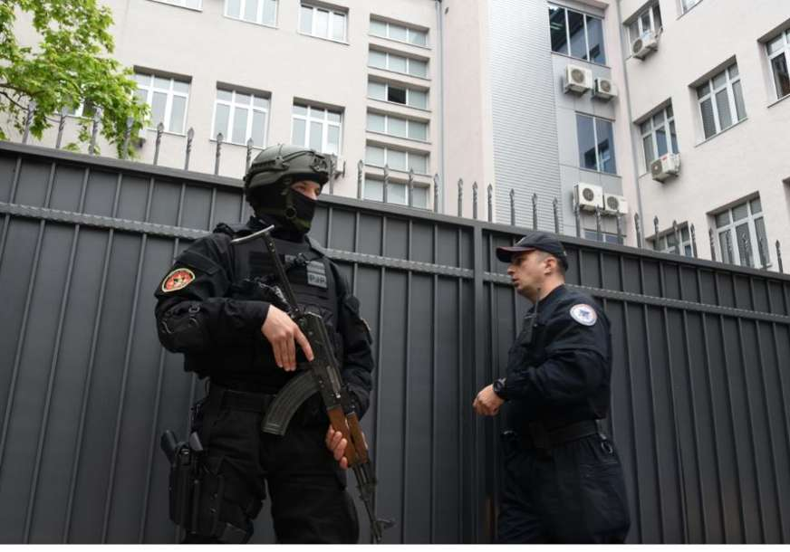 INCIDENT U BARU Muškarac pucao u komšijinom dvorištu