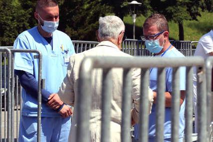 NEMA PREMINULIH U Kantonu Sarajevo tri osobe zaražene koronom