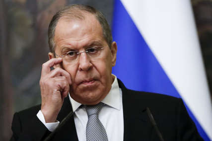 """Lavrov ponovio zvanični stav """"Rusija će oštro odgovoriti na neprijateljske korake SAD"""""""