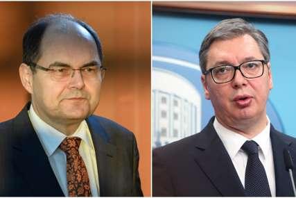 Vučić potvrdio: Uskoro ću razgovarati sa Kristijanom Šmitom