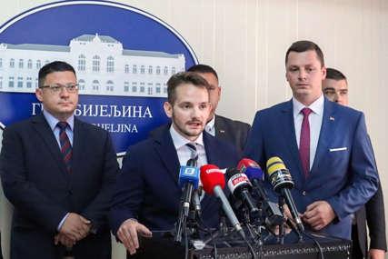 """Krkobabić posjetio Bijeljinu """"Srpska je realnost i svetinja"""""""