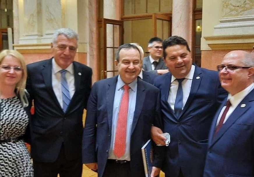 Stevandić, Bursaćeva i Prodanović u Beogradu na Interparlamentarnoj skupštini pravoslavlja (FOTO)
