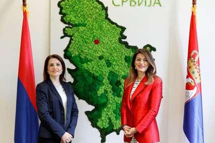 VELIKI POTENCIJAL U ETNO-TURIZMU Gašić: Planirati zajedničke nastupe Srpske i Srbije na trećim tržištima