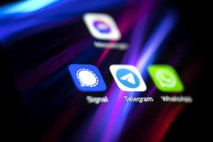 Sa njima nema šale: Rusija kaznila Fejsbuk i Telegram