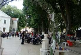 TREBINJE PUNO TURISTA Moto skup i lijepo vrijeme napunili jug Srpske (FOTO)