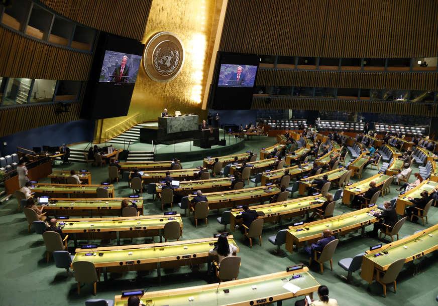 Nova rezolucija UN o ukidanju embarga Kubi, SAD opet protiv