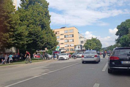 NESREĆA U BANJALUCI Automobilom udario biciklistu na pješačkom prelazu