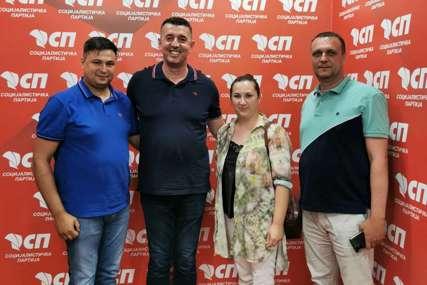 Nezadovoljni stanjem u stranci: Članovi Mjesnog odbora SPS Trn pristupili Socijalističkoj partiji