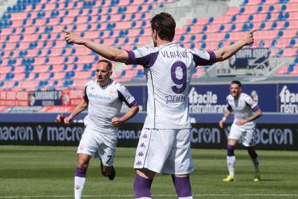 ČOVJEK ZVANI GOL Vlahović u dresu Fiorentine postigao sedam golova za poluvrijeme