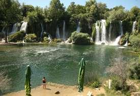 Ovo je grad u BiH koji ima više vode nego cijela država Izrael: Magični vodopadi na rijeci sa sedam imena (FOTO)