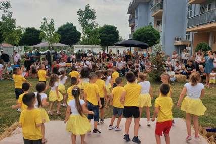 Svečanošću ispraćeni mali maturanti dječijeg vrtića u Ugljeviku (FOTO)