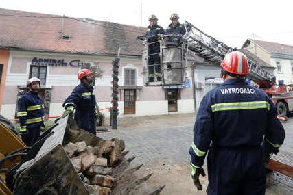 U gašenju učestvovalo preko sto vatrogasaca: Veliki požar u Čakovcu izazvala dva djeteta