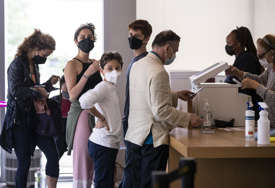 DELTA SOJ U Engleskoj u toku treći talas epidemije