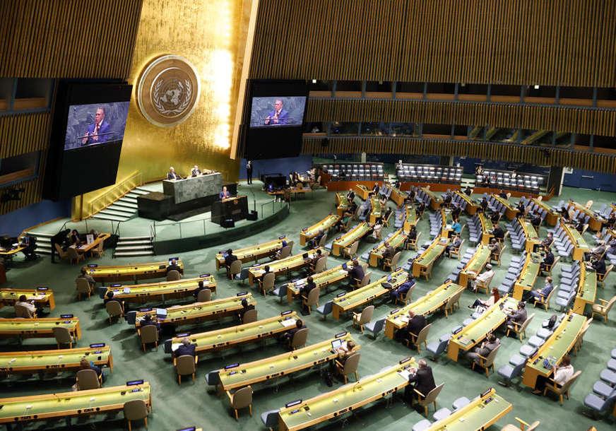 SJEDNICA SAVJETA BEZBJEDNOSTI Odbijen nacrt rezolucije Moskve i Pekinga o ukidanju ovlaštenja visokog predstavnika