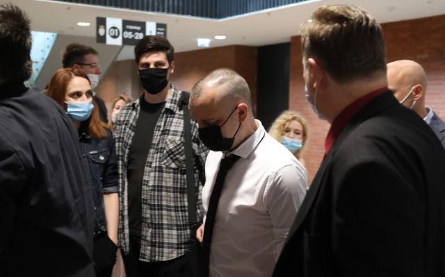 Zoran Marjanović stigao u sud: Nastavlja se suđenje za ubistvo pjevačice Jelene Marjanović