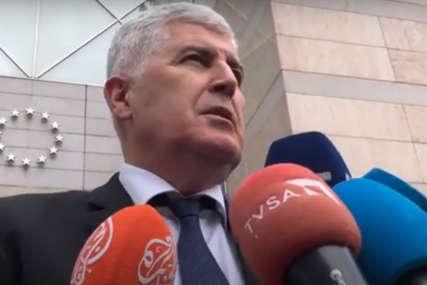 Čović nakon razgovora sa Palmerom i Izetbegovićem: U relativno kratkom periodu možemo doći do rješenja za Izborni zakon BiH
