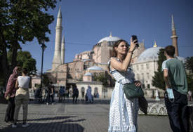 """""""Nedostatak dijaloga i relevantnih informacija"""" Unesko opomenuo Tursku zbog prenamjene Aja Sofije"""