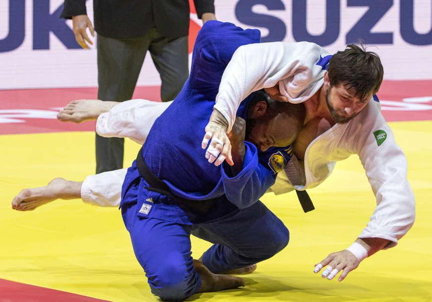 KRAJ ZA KUKOLJA Srpski džudista eliminisan u osmini finala Olimpijskih igara