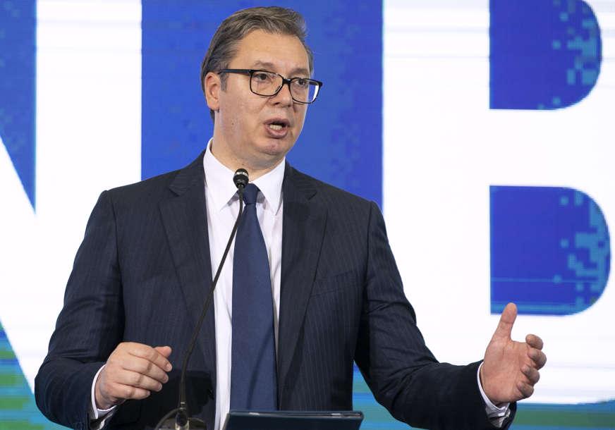 """""""Nisam znao da nam treba njegovo odobrenje"""" Vučić o Kurtijevim optužbama na račun """"Malog šengena"""""""