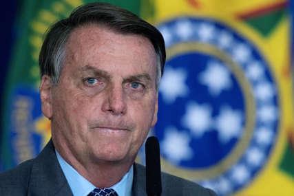 Predsjednik Brazila izašao iz bolnice: Rana od prije tri godine nikako da se smiri