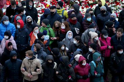 Bjeloruskom sportisti osam godina zatvora zbog učešća u demonstracijama protiv režima