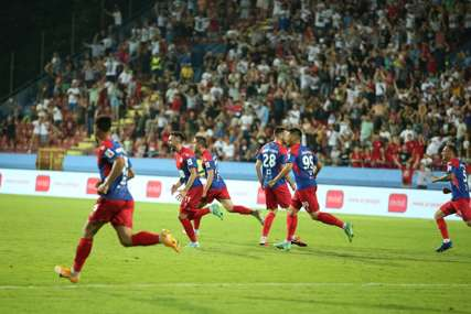 Šahtjor Soligorsk ili Fola Eš rival Borca ukoliko eliminiše Linfild